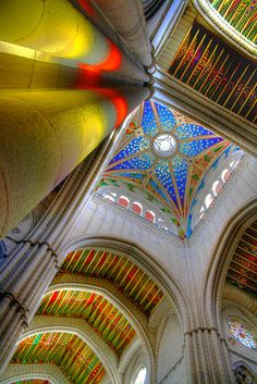 Catedral de la Almudena www.whywaittravels.com 866-680-3211 @contreniatrvels on twitter Why Wait Travels on FaceBook #travelconsultant #travelspecialist