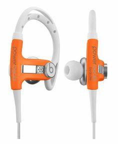 Beats By Dr.Dre  PowerBeats Neon Orange - ToneMove - 149 € TTC - Casque audio by ToneMove