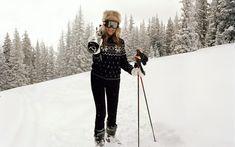 Holiday Getaway: Aerin Lauder's Aspen
