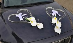 98 Floral Centerpieces, Floral Arrangements, Wedding Tips, Wedding Details, Bridal Car, Wedding Car Decorations, Valentines, Flowers, Inspiration