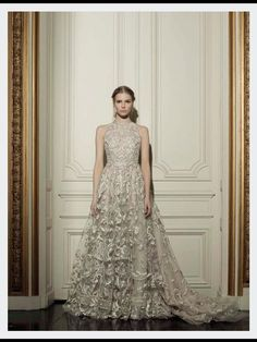 Sasha Luss in Valentino Haute Couture by Gian Paolo Barbieri