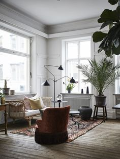 Master Mix: A Shoppable Apartment in Gothenburg, Sweden: Remodelista