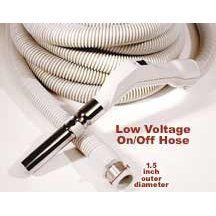 30ft Central Vacuum Low Voltage On/Off Hose  http://www.handtoolskit.com/30ft-central-vacuum-low-voltage-onoff-hose-2/