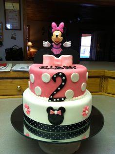 Gabby's birthday cake