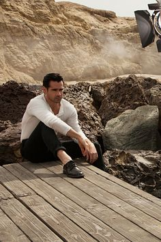 Colin Farrell Fronts The NEW Dolce & Gabbana Intenso Fragrance for Men | SENATUS