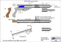 Sten Gun Airsoft
