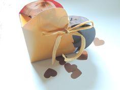 Geschenkebox aus Altpapier