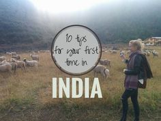 10 Tips for First Time Travel to India