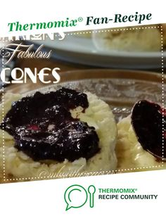 Marion's Fabulous Scones by Madame Thermomix. A Thermomix <sup>®</sup> recipe in the category Baking - sweet on www.recipecommunity.com.au, the Thermomix <sup>®</sup> Community.