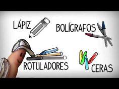 Spagnolo per le classi e la scuola, vocabulario spagnolo - YouTube