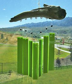 etsy wind chime