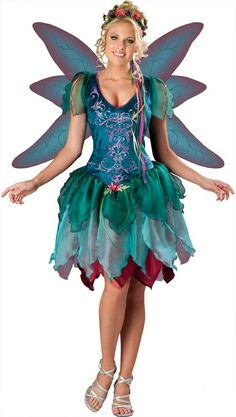 114 best fairy godmother costume ideas images on pinterest costume enchanted fairy women costume solutioingenieria Image collections