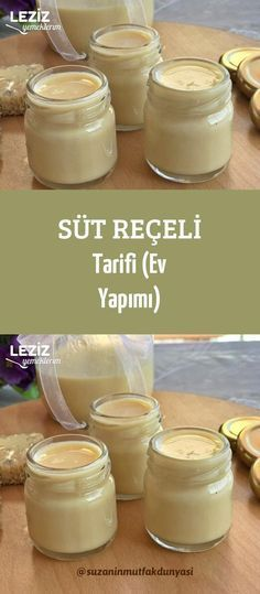 Süt Reçeli Tarifi (Ev Yapımı) – Tatlı tarifleri – Las recetas más prácticas y fáciles Jam Recipes, Brunch Recipes, Breakfast Recipes, Iftar, Yummy Food, Tasty, Turkish Recipes, Healthy Dessert Recipes, Food Menu