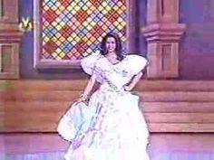 Miss Venezuela 2001 (primer desfile)