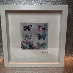 Shadow Box, Butterfly, Frame, Home Decor, Picture Frame, Decoration Home, Room Decor, Bowties, Frames