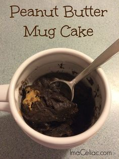 You know those nights where you are craving chocolate but it's too late to make a big pan of brownies? Here is your solution! Gluten Free Peanut Butter Mug Cake! PrintChocolate Peanut Butter Mug Cake Prep Time: 6 minutesCook Time: 2 minutes Serving Size: 1 Ingredients2 tbsp GF flour blend 3 tbsp sugar 1⁄4 tsp … … Continue reading →