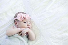 21 Colors Baby Girl Headband Newborn Head Wrap Flower
