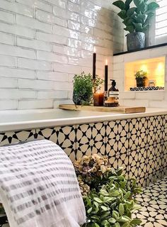 44 Creative Storage Ideas to Organize Your Small Bathroom - The Trending House Bad Inspiration, Bathroom Inspiration, Bathroom Interior Design, Bathroom Styling, Moroccan Bathroom, Moroccan Tiles, Bad Styling, Room Tiles, Up House
