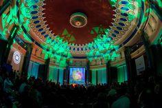 iEX 2013: Storyscaping, London Film Museum Rotunde (Fiona Hanson/AP Images for SapientNitro)