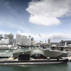 Gallery of The Waterfront Pavilion – Australian National Maritime Museum / FJMT Studio - 1