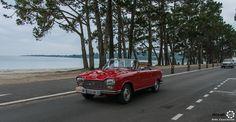 #Peugeot #204 #Cabriolet au Tour de #Bretagne. #MoteuràSouvenirs Reportage…