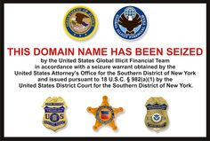 This Domain Name Has Been Seized