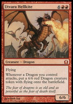 54 Best MTG Red images in 2019 | Magic the gathering cards, Deck of