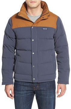 Patagonia 'Bivy' Down Jacket available at #Nordstrom