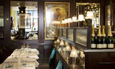 Restaurants to try: Galvin Bistrot de Luxe https://www.tripadvisor.co.uk/Restaurant_Review-g186338-d800805-Reviews-Galvin_Bistrot_de_Luxe-London_England.html  66 Baker Street, London W1U 8EP, England