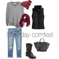 Saturday comfies!