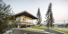 The Grand Pinklao Clubhouse / Office AT