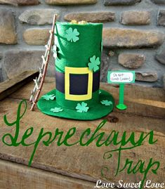 How to catch a Leprechaun and creative ideas like funny pranks, Leprechaun trap,costume and dress ups, coloring pages, crafts for kids, and even silly Leprechaun tricks. If you like these ideas then you'll love these 35 St Patricks Day Activities for Kidswhich include leprechaun, pot of gold, shamrocks crafts. Funny Leprechaun pranks are one of the best things about St. Patricks Day! I hope you'll be inspired to do something different this year and set your own Leprechaun Trap! Le...