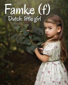 Dutch Names, Girls Dresses, Flower Girl Dresses, Little Girls, Wedding Dresses, Fashion, Dresses Of Girls, Bride Dresses, Moda