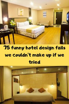 WOW, 75 cute hotel designs failed we couldn't handle it