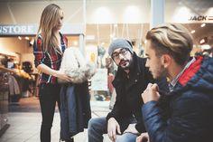 Instore Shop-Besitzerin Kim machts vor: Das Karohemd feiert sein Comeback