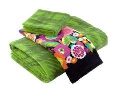 Towel Set in Va Va Bloom #mysuitesetupsweepstakes