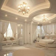 Grateful Stylish Layout Classy Living Room of The Lounge Room - Home of Pondo - Home Design House Design, Mansion Interior, Dream Rooms, Bedroom Decor, Home, Classy Living Room, Fancy Bedroom, Luxury Bedroom Master, Luxurious Bedrooms