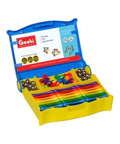 Look at this 180-Piece Goobi Building Set on #zulily today!