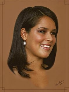 Portrait of Ana Ivanovic Professional Tennis Players, Ana Ivanovic, Tennis Stars, Maria Sharapova, Natalie Portman, My Beauty, Pretty Girls, Portrait, Celebrities