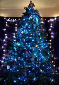 Kind of weird to see my Doctor Who Tree on Pinterest, but wonderful at the same time. All of my ornaments I made are sitting in a little box now but I have the Weeping Angel tree topper sitting on my desk. :)