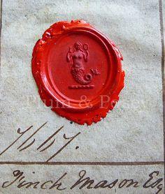 a4a044de2e930 346 Best Antique wax seals images in 2019   Antique wax, Wax seal ...