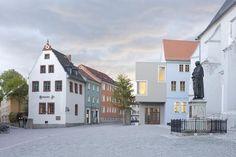 Projektseite Herderzentrum Weimar. gildehaus.partner architekten BDA