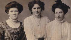 Mrs. Webb, Mrs. Gibbs, Mrs. Webb hair (and blouses for Mrs. Webb and Mrs. Gibbs)