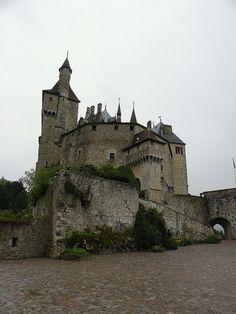 Château de Menthon Saint Bernard - Haute Savoie, Rhone Alpes France by pleymo_05, via Flickr