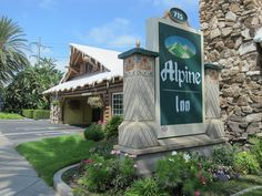 Alpine Inn (Shares a wall with Disneyland in California)- another hotel consideration but I have never spoken to anyone who has stayed here