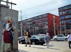 brooklyn street art, robbbb