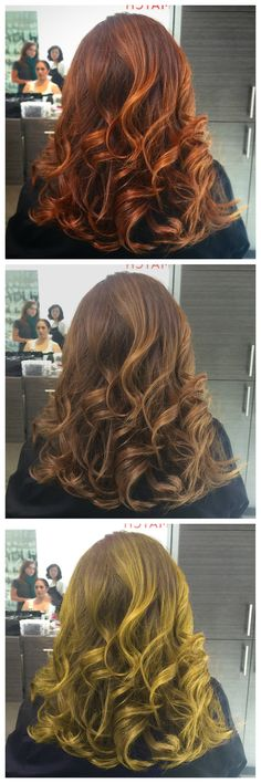 Wishing you could 'add' golden, red, or chocolate tones to your hair without making a full commitment? Check how this new custom  home hair color can transform your hair overnight.