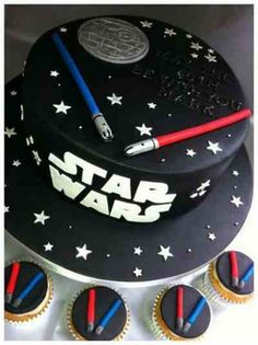 Image result for Star Wars Kylo ren cake
