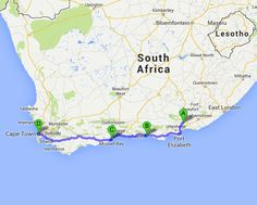 Driving The Garden Route: Roadtrippin' South Africa - Bruised Passports