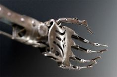 Victorian artificial arm.